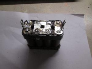 Ремонт акумулятора своими руками