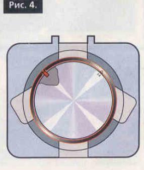 расположение поршневых колец в цилиндре