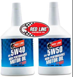 иследовании моторного масла Red Line Oil