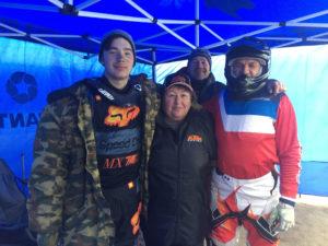 Motocross Club с Антониной Сергеевной