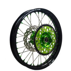 Задача ступицы мото колеса