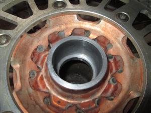 ремонт ступици колеса ктм