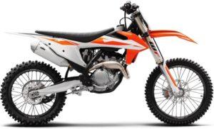 мотоцикл ктм