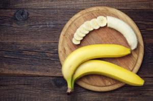 банан в мотокроссе